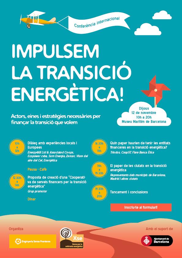 Impulsem la Transició Energètica